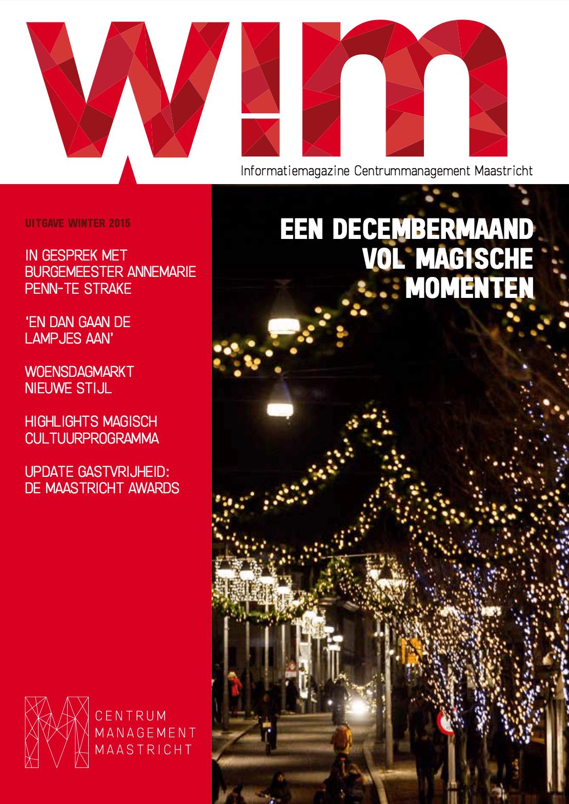 W!M wintereditie: Een decembermaand vol magische momenten