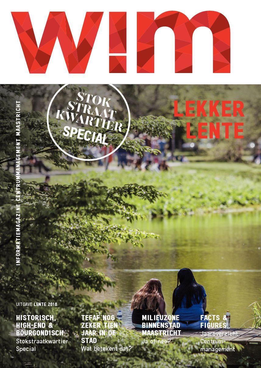Lente-editie W!M