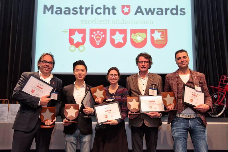 BEKENDMAKING WINNAARS MAASTRICHT AWARDS 2016