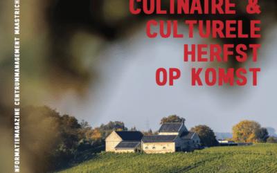 W!M HERSFSTEDITIE: CULINAIRE & CULTURELE HERFST OP KOMST