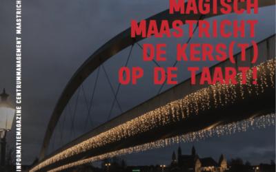 W!M WINTEREDITIE: MAGISCH MAASTRICHT, DE KERS(T) OP DE TAART!