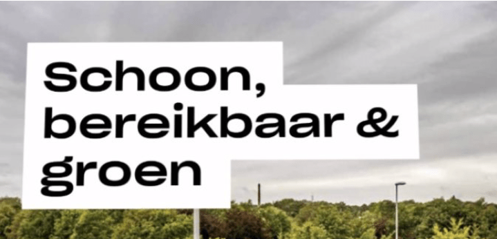 Maastricht schoon, bereikbaar en groen
