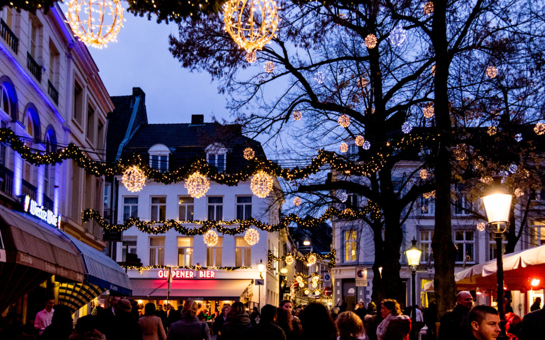 Sfeerverlichting Magisch Maastricht