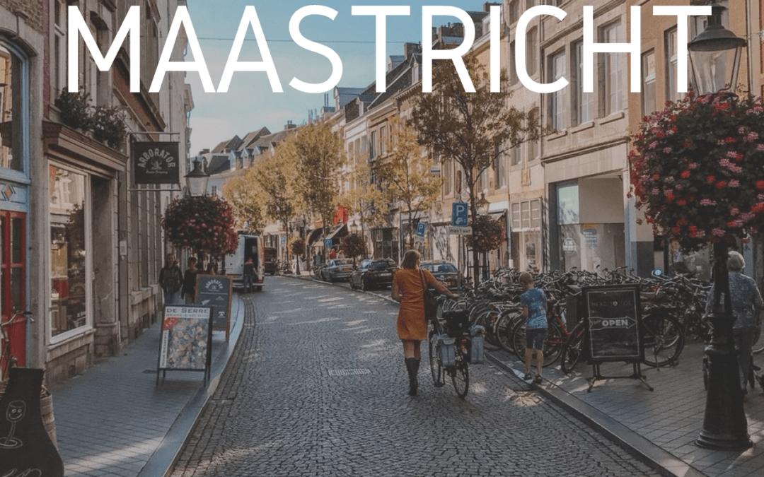 Rapport Gastvrij Maastricht