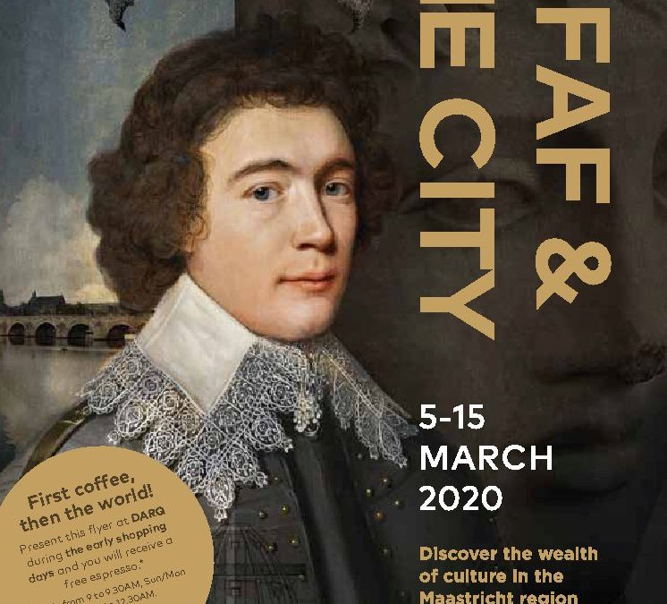 Tefaf & The City (13-21 maart 2021)