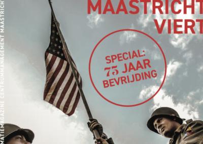 Maastricht viert 75 jaar bevrijding