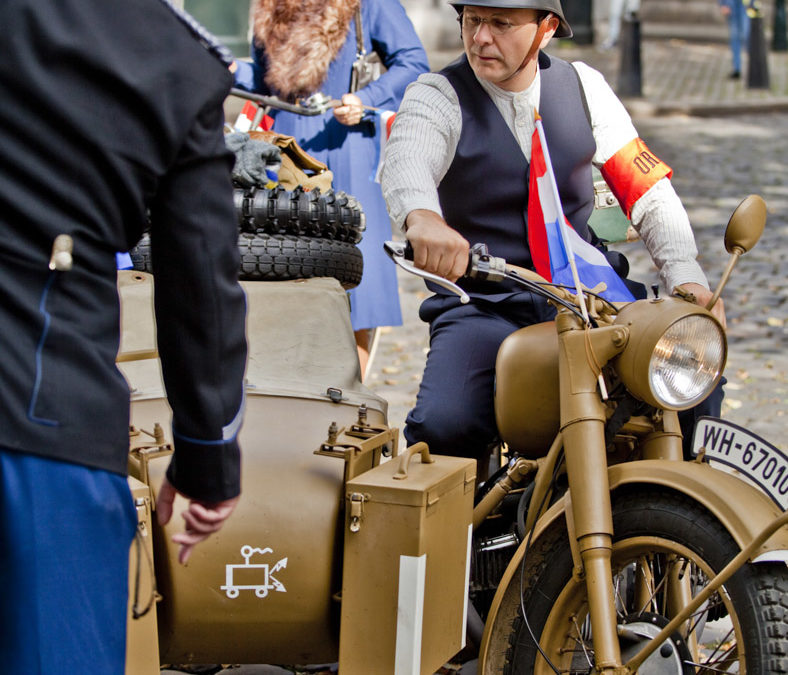 Maastricht viert 75 jaar bevrijding (12 september 2019)