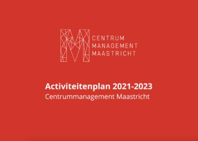 Activiteitenplan 2021 – 2024