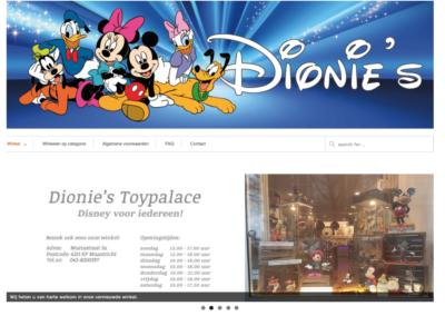 Dionie's Toy Palace