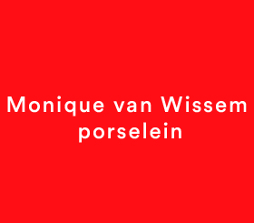Monique van Wissem porselein